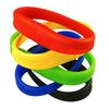 OEM wristband colorful usb flash drive, bulk 1gb silicone usb memory stick, promotional bracelet usb wristband usb flash memory