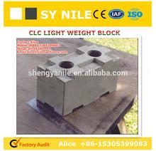 CLC Interlocking Block Mold Machine /Lightweight Concrete Block Mould/Liteblok Mould