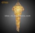 Tavan lambası plaka kolye, Firozabad avize, şelale avize