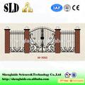 venda quente de metal portões para casa iso9001 m3002 fabricante