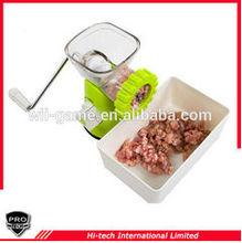 Manual Meat Vegetables Tenderizer Useful Manual Meat Grinder, Mincer, and Pasta Maker