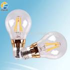 newest 6w cob 600lm e27 g60 led filament bulb