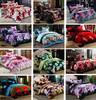 3D Floral King bed in a bag sets duvet cover bedding set ( S40)