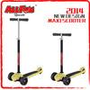 Heights adjustable petrol mini bike for maxi kick scooter