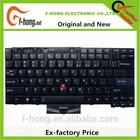 Original New Laptop Keyboard Replacement For IBM Lenovo T410 Keyboard