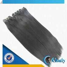 black natural color original weaving virgin peruvian straight hair extenion