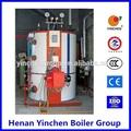 Residuos de aceite quemador de calderas de vapor utilizado de lavandería precios de los equipos de venta