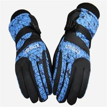 Alibaba Wholesale Men's Taslon Cool Ski Gloves