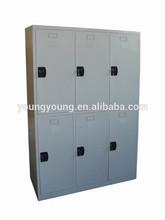 High quality Hot sale modern design metal wardrobe/locker/cupboard