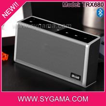 Newest IBomb TRX680high end 10W stereo mini portable subwoofer speaker box