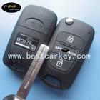 High quality 3 button smart key covers for kia remote key case kia sportage key