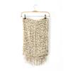 Wholesale fashion leopard modal cotton fold scarf