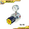 de media presión auto regulador de gas con la válvula de retención