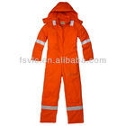 Fire Retardant Reflective Insulated Coveral Suits