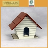 Hot sale High Quality wood plastic composite dog houseYZ-1204074
