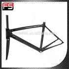 Promotion !full carbon fiber toray 700c road bike frame and forks