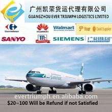 Shenzhen/Shanghai/Guangzhou/Yiwu air express shipping agent to New Zealand