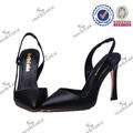 2014 hot sale new design cork sapatos de salto