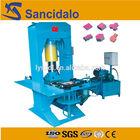 DY-150TB hydraulic interlocking block machine manual / concrete hand press earth brick machine in kenya
