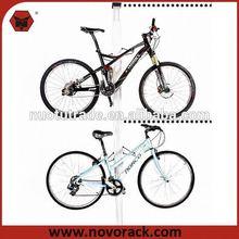 2 Bicycles Gravity Bicycle Storage Stand,export bike rack