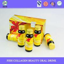 new hot marine black skin whitening skincare collagen drink vitamin e