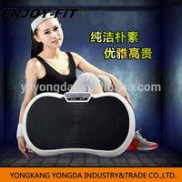 Vibration Plate YD-1008 CRAZY FIT MASSAGE VIBRATION MACHINE SUPER BODY SHAPER
