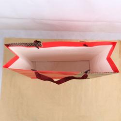 Hot sale cub 100% paper bags
