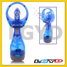 Hand-held mini Water Spray Fan