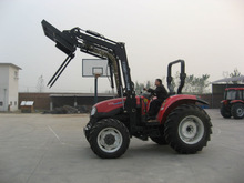 Professional!! front end loader for tractor/chinese front end loader TZ08D