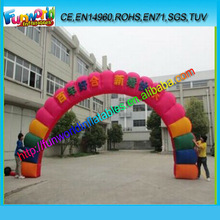 2014 cheap inflatable castle jumping,inflatable castle arch for sale
