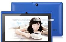 7inch ISDB-T ATSC DVB-T2 Dual Core Digital TV Tablet PC