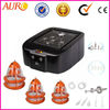 breast enlargement breast massager machine with color pnoton and vibration