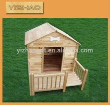 Hot sale High Quality unfinished wood dog houseYZ-1211029