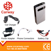 automotive battery charger compact emergency car jump starter pack
