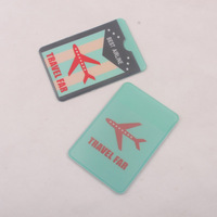 Promotional PVC Card Holders PVC Plastic Gifts Card Case Wallet