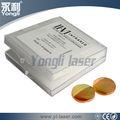 De alta calidad co2 láser lente de enfoque, ii-vi/americano/chino znse