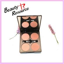 Pressed powder Make Up Single color blush/natural blush/blush manufacturer