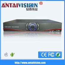 4ch full 960h NVR recording&IP Camera system