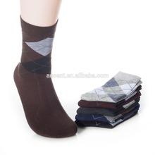 comfortable high quality cotton business men socks