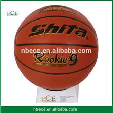 Basketball game ball,glossy shiny basketball,national basketball,laminated basketball