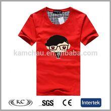 high quality 100 cotton wholesale woman red online t shirt shop