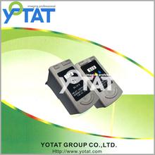 compatible canon PG512 CL513 ink cartridge for canon Pixma Ip2700 Pixma MP240 Pixma MP250
