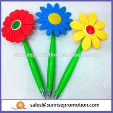 Sunrise Give Away Plastic Sunflower Pen