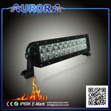 Hotsell high quality AURORA 6inch led light bar and 12v car led light bar