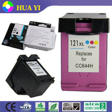 compatible hp ink cartridge 121 121xl for HP Deskjet F2530 F2545 2560 F2563 F2568 F4240 F4280 F4288