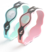 Fashion lovers luminous bracelet silicone