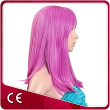 Synthetic Long Wig Afro Wig African Wig Made in China Qingdao