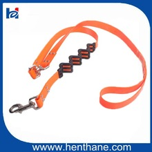 Easy Handle High Tensile Dog Leash with Rotary Buckle Connector