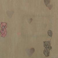 K5547 cartoon animated child wallpaper from china