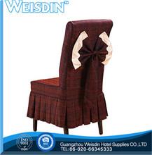 hotel china wholesale organza /organza chair cover sash